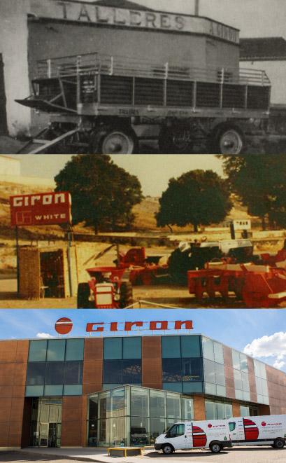 historia empresa maquinaria suministros girón